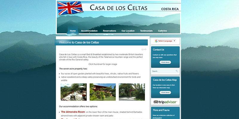 Casa de los Celtas - Costa Rica