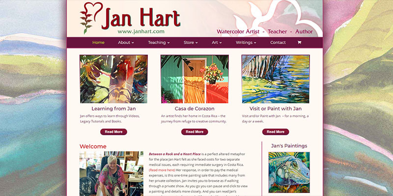 Jan Hart - Costa Rica