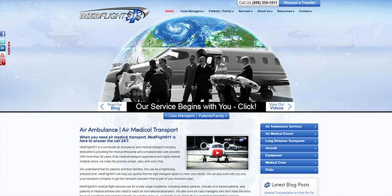 MedFlight 911 - Arizona, USA