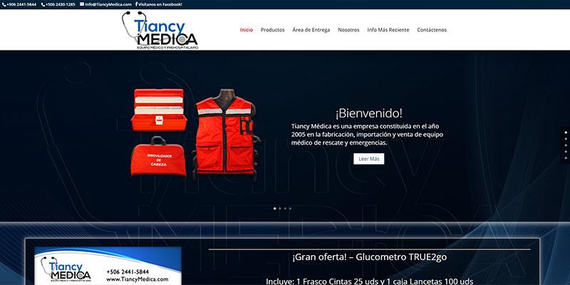 Tiancy Medica - Costa Rica